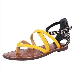 Sam Edelman | Gilroy Strappy Leather Sandals